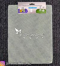 Универсальный коврик под посуду. Цвет: Зеленый. Размеры: 300x400мм.