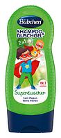 """Bubchen Шампунь и гель """"Супергерой"""" для мытья волос и тела 230 мл"""