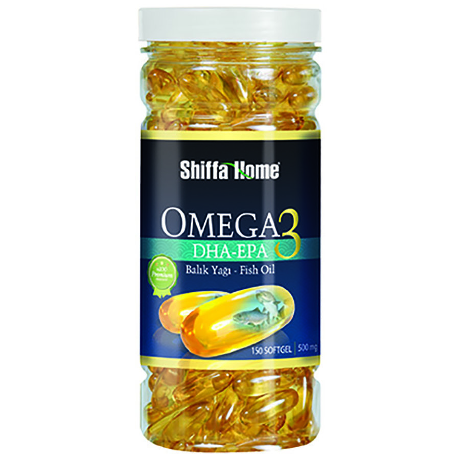 Omega 3 Shiffa Home with