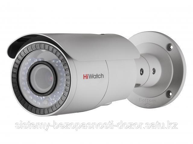 Цилиндрическая HD-TVI видеокамера DS-T206