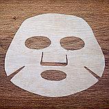 HELLO GANIC Маска для сияния лица с экстрактами Персика и Лайма, фото 2