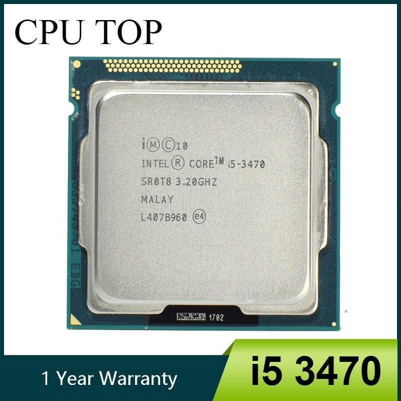 Процессор Intel 1155 i5-3470 6M, 3.20 GHz HD2500 oem 4 Core Ivy Bridge