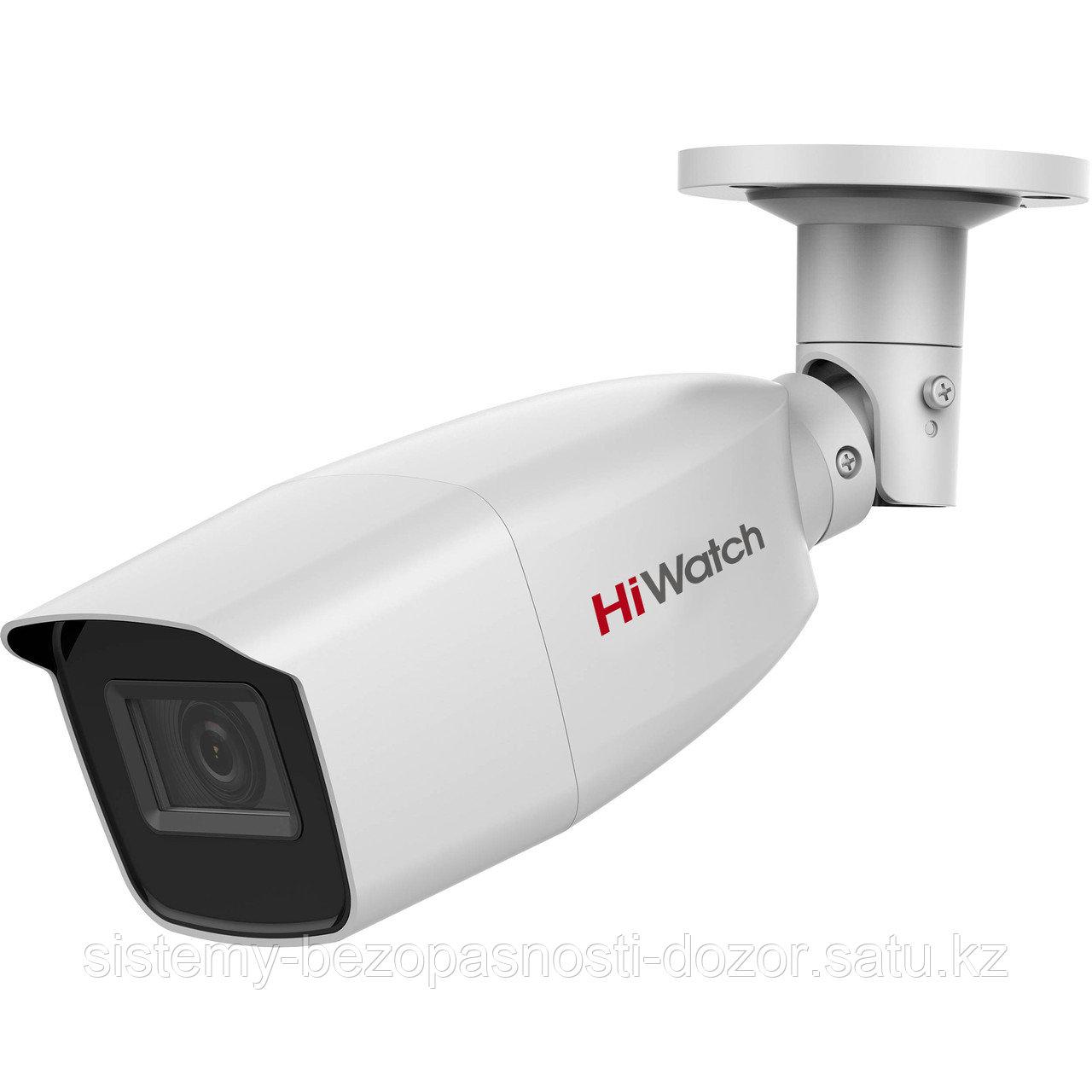 Цилиндрическая HD-TVI видеокамера DS-T206 (B)