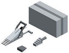 Подъемник клиновой автономный ПКА18  Максикомплект
