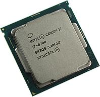 Процессор CPU S-1151 Intel Core i7 8700  <3.2 GHz (4.6 GHz Turbo), 6-Core, 95W, L3 Cache 12MB, Intel UHD G