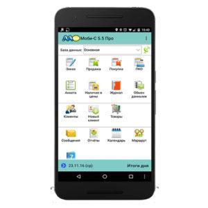 Моби-С на 1 мобильное устройство