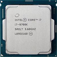 Процессор CPU Intel Core i7 9700K 3,6GHz (4,9GHz) 12Mb 8/8 Core Coffe Lake Tray 95W FCLGA1151