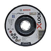 Диск шлифовальный Bosch 125*6,0 X-LOCK 2608619259