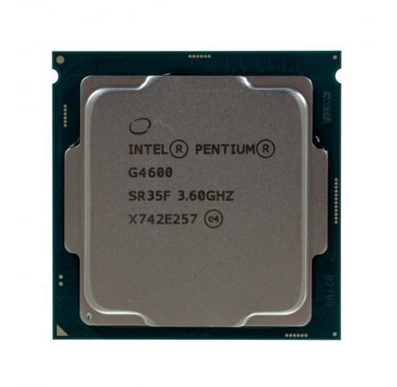Процессор CPU S-1151 Intel Pentium G4600 TRAY <3.6 GHz, DualCore, 3 MB Cache, 8 GT/s, Kaby Lake>