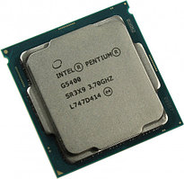 CPU Intel  Pentium G5400 3,7 GHz 4Mb 2/4 Core Coffe Lake 54W FCLGA1151 Tray