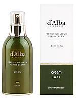 D`Alba Peptide no sebum Repair Cream 50ml крем от морщин для комбинированной кожи