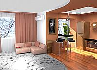 Технический проект по перепланировке, переоборудованию помещений(квартир)