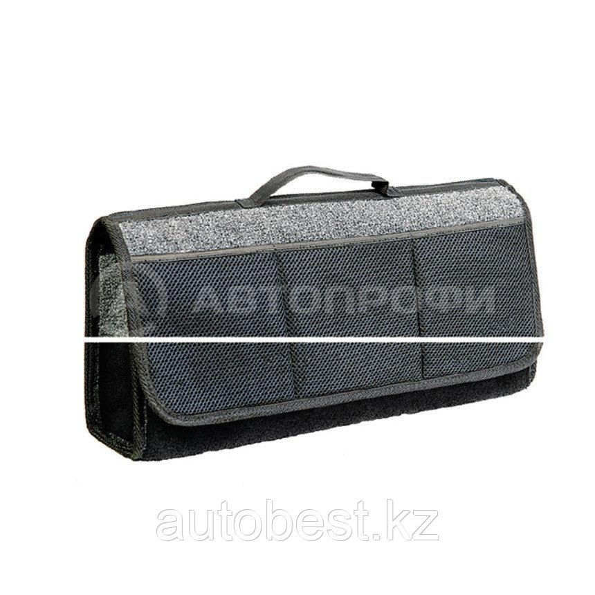 TRAVEL сумка в багажник,сер 50х13х20 1/24