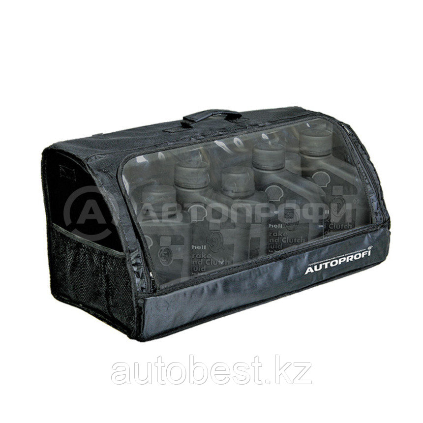 TRAVEL сумка в багажник с прозр.клапоном , 70х32х30 1/5