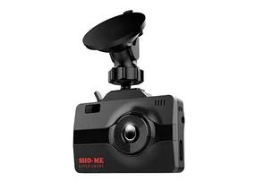 Автомобильный радар-детектор - видео регистратор Sho-Me Combo Super Smart
