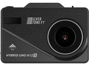 Видеорегистратор SilverStone F1 HYBRID UNO A12 S Black, фото 2