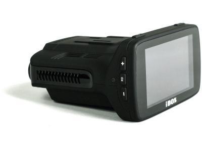 Автомобильный радар-детектор IBOX Combo F5