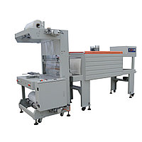Полуавтоматическая машина групповой упаковки BSF-6540XLT. Термоупаковщик.