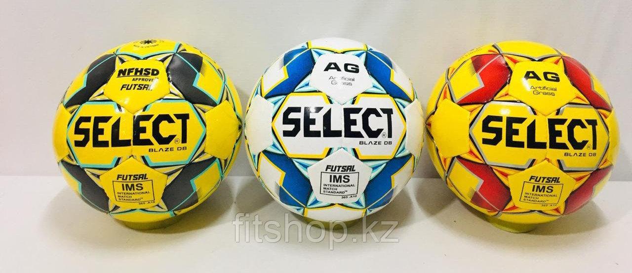 Мяч футбольный SELECT размер 4 ( не прыгающий)