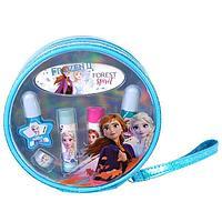 Детская декоративная косметика для губ и ногтей в косметичке Markwins 1599007E Frozen