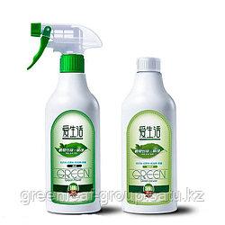 Многофункциональное антибактериальное и дезинфицирующее растительное средство Green Power