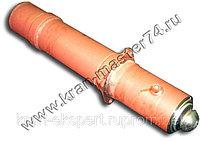 Гидроцилиндр КС-4574А.31.200-06 вывешивания крана (гидроопора) для автокрана Силач КТА-25, КТА-28, КС-4574А