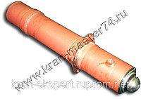 Гидроцилиндр КС-4574А.31.200-05 вывешивания крана (гидроопора) для автокрана Силач КТА-25, КТА-28, КС-4574А