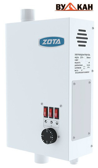 Электрокотел ZOTA «Balance» 9 кВт.