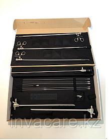 Бронхоскоп дыхательный операционный ДБрО-ВС-1 с волоконным световодом с Госрезерва