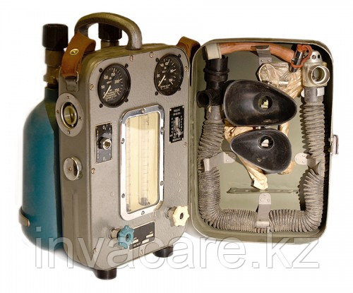 Аппарат ингаляционного наркоза для скорой помощи типа АН-8