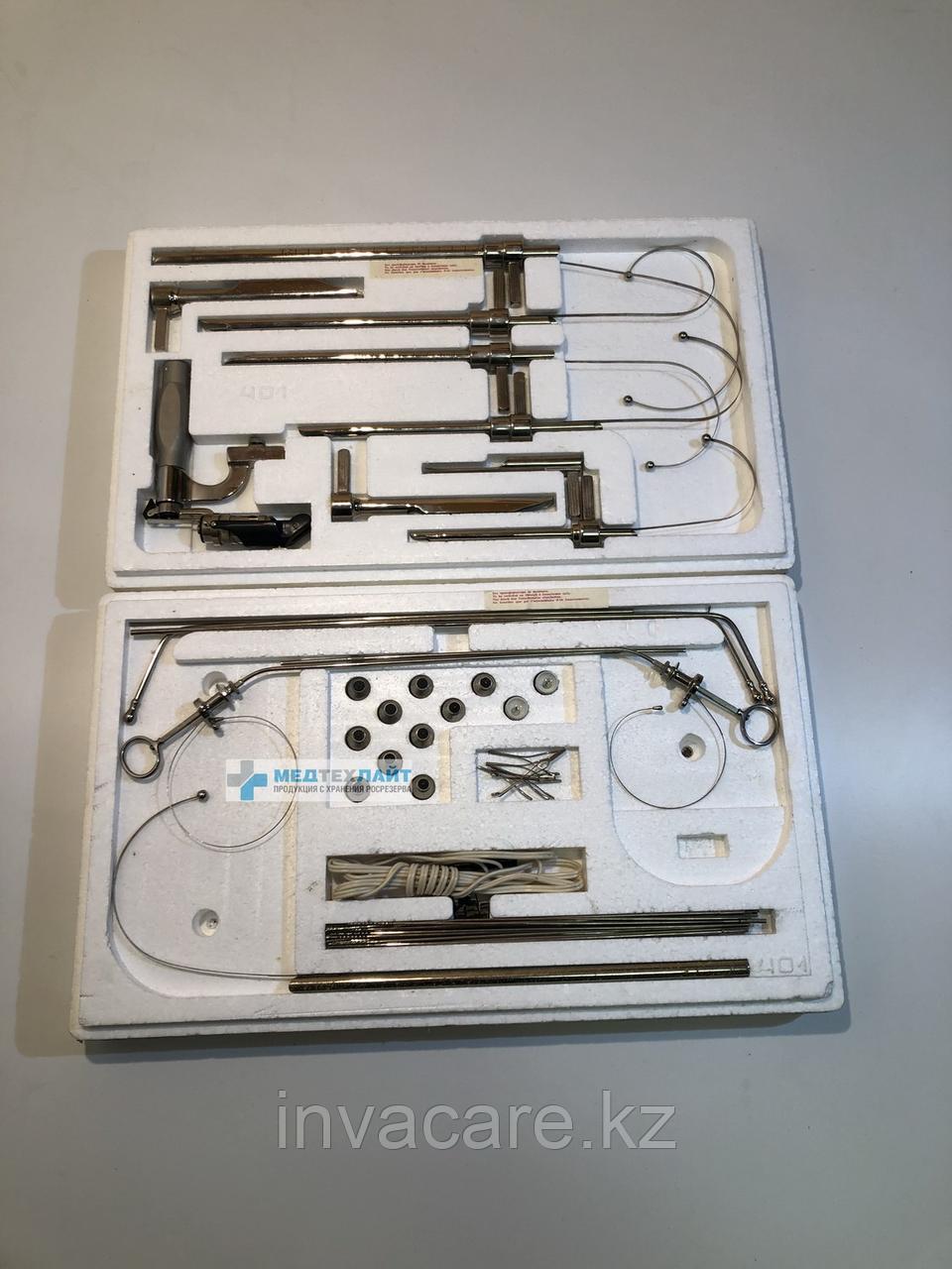 Бронхоэзофагоскоп БЭФ-1 мод. 401
