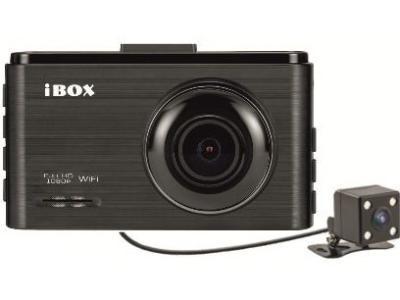 Видеорегистратор iBOX Z-920 Wi-Fi Black
