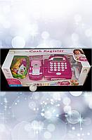 Игрушечный кассовый аппарат для девочек., фото 1