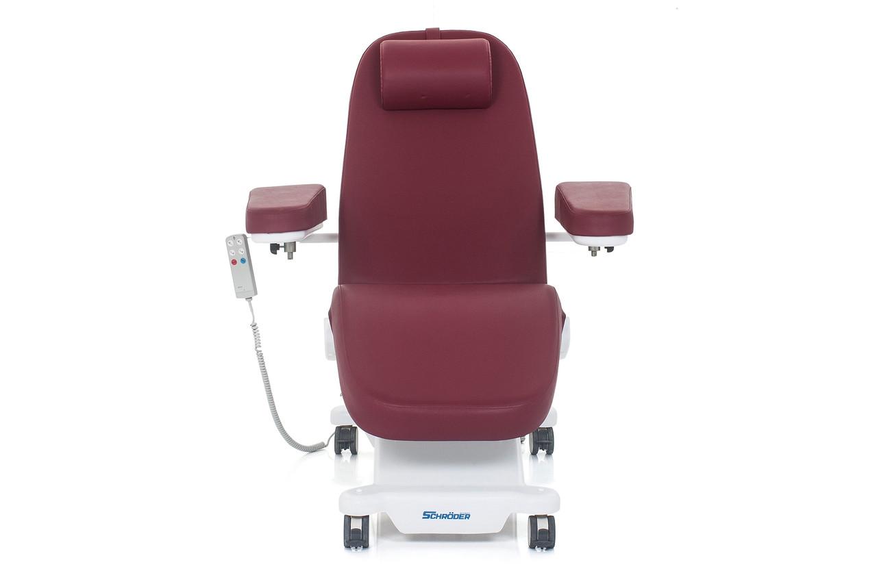 Кресло для забора крови, 2-х моторный BDC 12