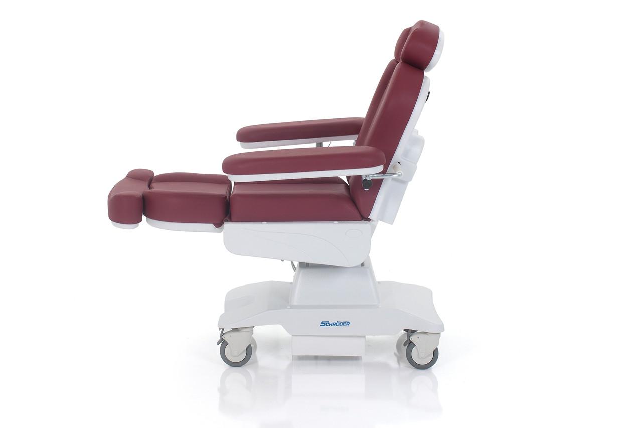Кресло для забора крови, 4-х моторный -MPC 14