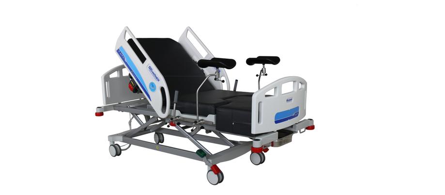 Кресло-кровать для родов-DB 210 Elite, фото 2