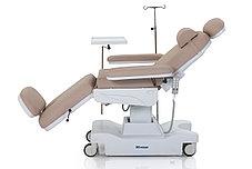 Электрическое кресло для диализа и химиотерапии, 4-х моторная DIA 4, фото 2