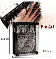 Экспресс скульптор PinArt 3D магнитный сувенир 20.5 x 15.5 см
