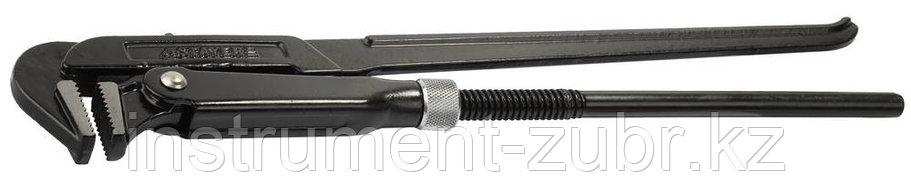 """Ключ трубный рычажный STAYER, прямые губки, № 2, 1,5"""", фото 2"""