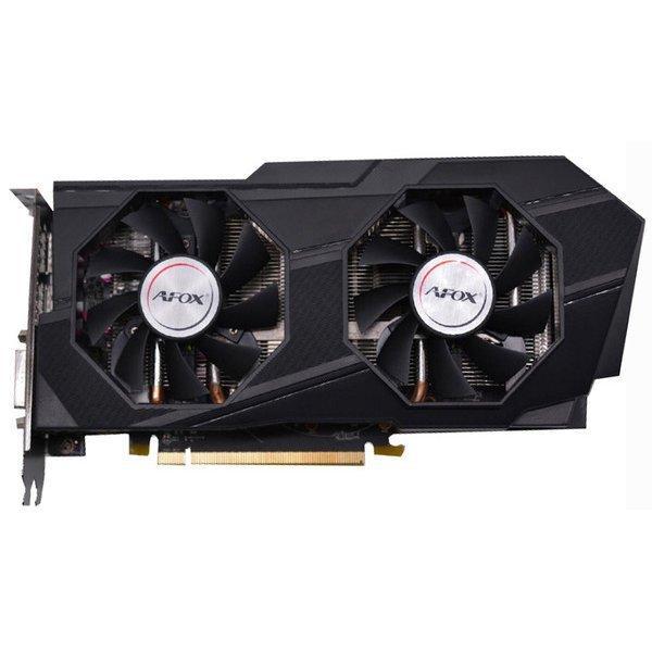 Видеокарта AFOX RX 570 8GB  GDDR5 256-bit 1168/1244 MHz, 7000 MHz, 3DP, HDMI, DVI-D