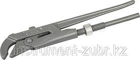 Ключ трубный рычажный НИЗ, № 0, 250мм