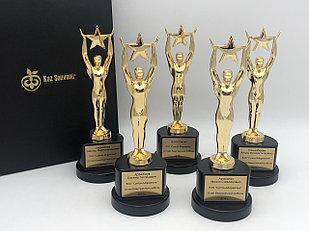 Статуэтка «Оскар» из металла
