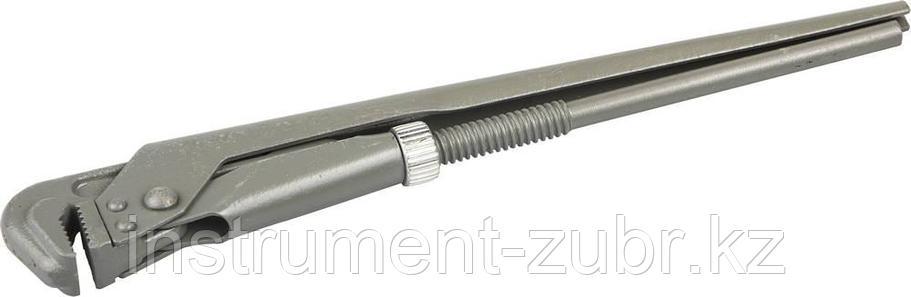 Ключ трубный рычажный НИЗ, № 1, 300мм, фото 2