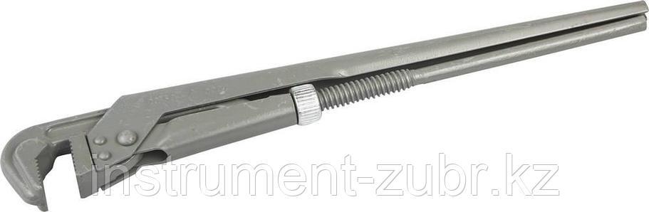 Ключ трубный рычажный НИЗ, № 2, 400мм, фото 2