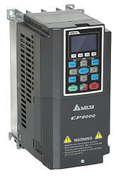 Для управления двигателями насосов и вентиляторов с широким диапазоном мощностей CP2000