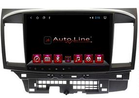 Автомагнитола AutoLine ANDROID 7.1.1 MITSUBISHI LANCER2007-2015 HD ЭКРАН 1024-600 ПРОЦЕССОР 4 ЯДРА (QUAD CORE