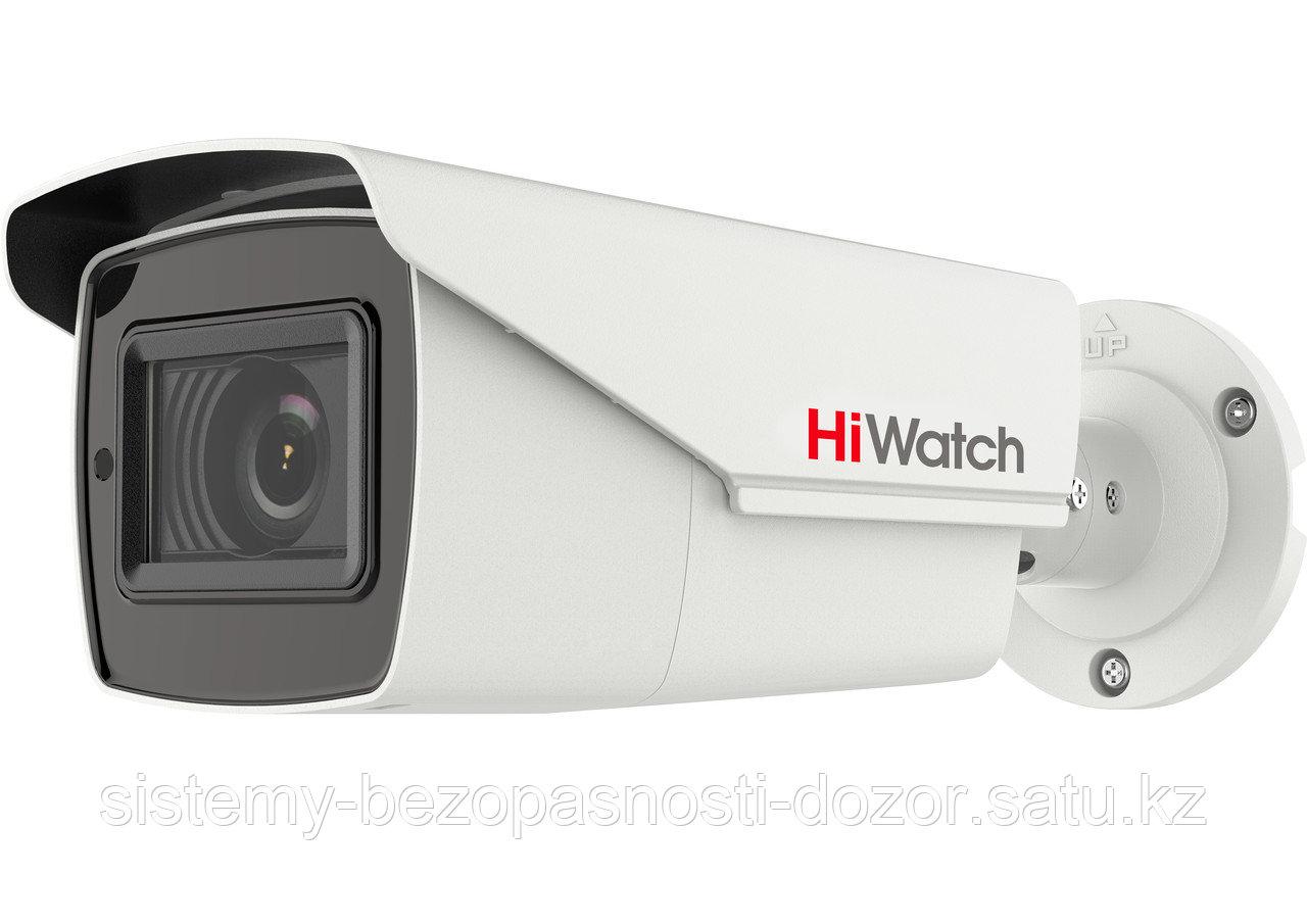 Цилиндрическая HD-TVI видеокамера DS-T206S