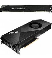 Видеокарта Asus Turbo RTX 2080Ti, 11 GB SVGA PCI Express,, HDMI/2DP/USB Type-C, GDDR6/352bit