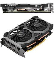 Видеокарта MSI AMD RX 5500 XT MECH 8G OC, 8 GB SVGA PCI Express, HDMI/3DP, GDDR6/128bit