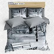 Комплект 3 D постельного белья, фото 3